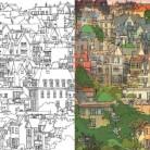 10 libros para colorear (sin ser un niño)