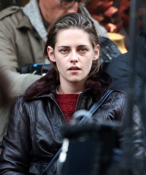 Kristen Stewart y sus ojeras