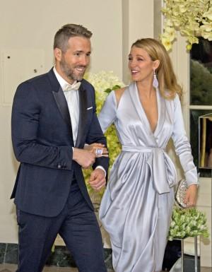 Los actores Ryan Reynolds y Blake Lively esperan su segundo hijo.