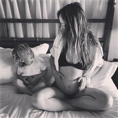 Olivia Wilde eligió Instagram para anunciar que está embarazada por segunda vez