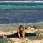 Posturas de yoga aumentar la flexibilidad
