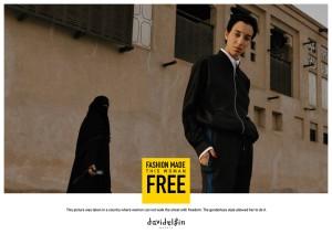 Fashion to be Free.