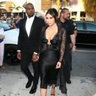 Kim Kardashian arruina la boda de su amiga en dos asaltos