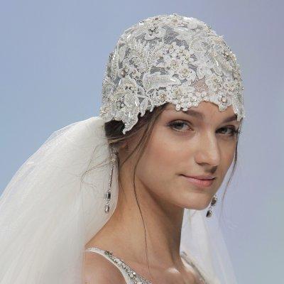 Los mejores peinados de novia de la Barcelona Bridal Week