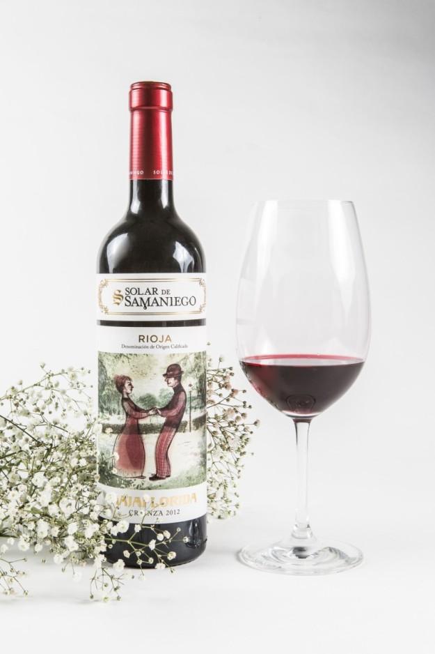 Majaflorida Rioja Crianza 2012, de Solar de Samaniego.