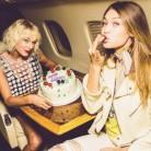 Así celebró Gigi Hadid su mayoría de edad en EEUU