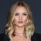 Un maquillaje inspirado en la top model Rosie Huntington