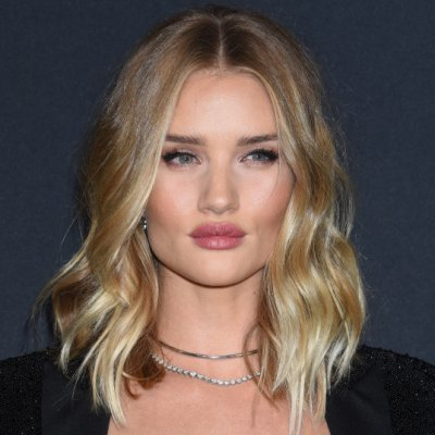 Un maquillaje inspirado en la top model Rosie Huntington