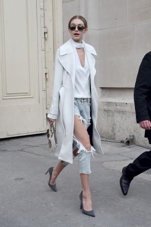 Gigi Hadid en París