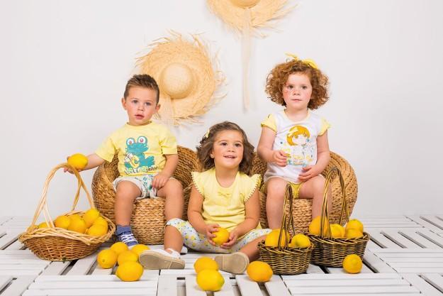 Charanga diseña moda para niños de 0 a 16 años