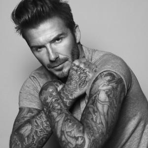 David Beckham se convierte en el primer embajador de Biotherm Homme.