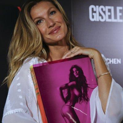 El libro de 500 euros Gisele Bündchen... a precios populares
