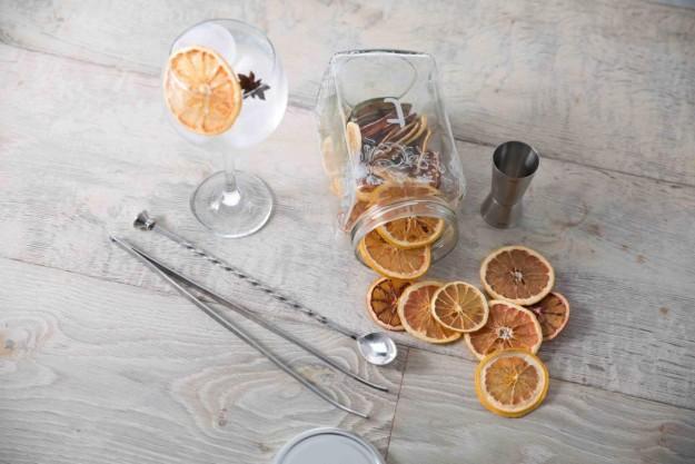 Frutas deshidratadas Toque
