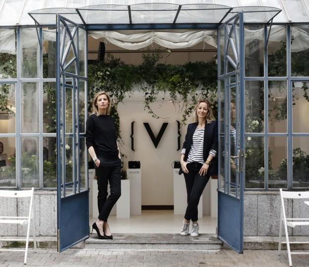 Fanny Moizant y Sophie Hersan de Vestiaire Collective
