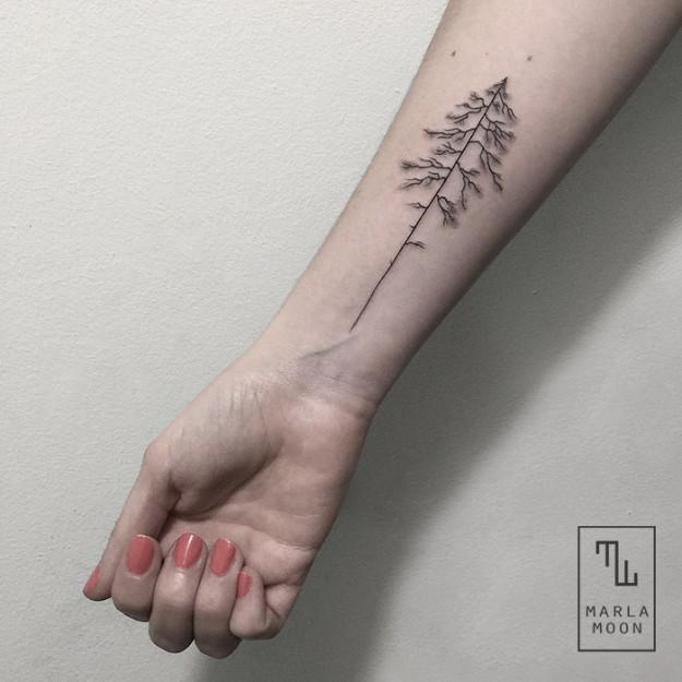 tatuaje Marla Moon