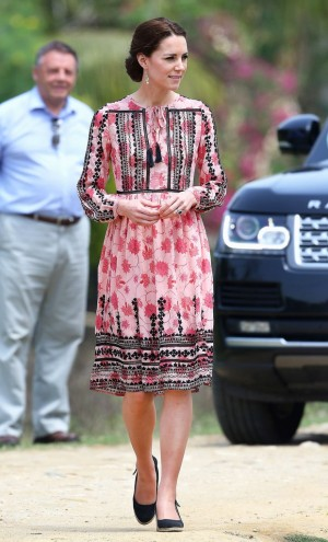 Kate Middleton de Topshop