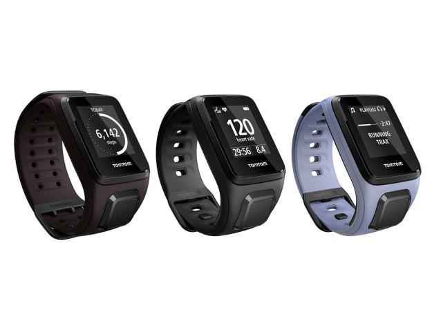 TomTom acaba de lanzar su nuevo reloj deportivo GPS TomTom Spark.