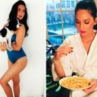 La dieta 80/20 de Olivia Munn para perder 6 kilos en un mes