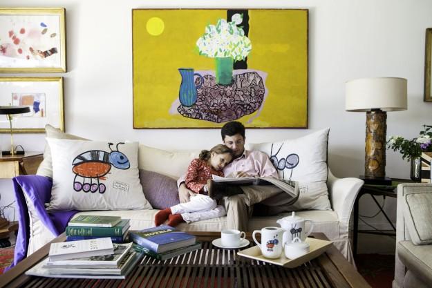 Los dibujos de tus hijos pueden ser el toque personal que buscabas para la decoración de tu hogar.