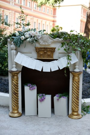 La decoración del evento corrió a cargo de Memorias del Ayer y Masshiro.