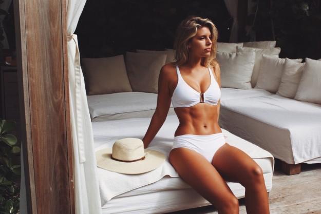 A bikini a day.