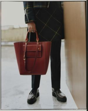 Imagen del bolso Maple, parte de la campaña otoño-invierno 2016 de Mulberry.
