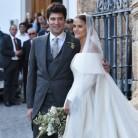 La boda de Alejandro Santo Domingo y Lady Charlotte Wellesley en Íllora