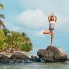 Disfruta de un día de fitness en un paisaje idílico