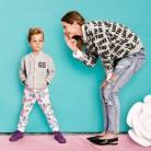 La actriz Jaime King crea una colección unisex para niños