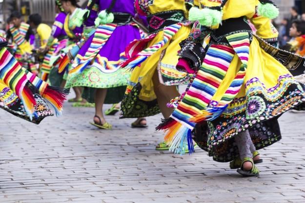 La fiesta del Sol (Cusco, Perú).