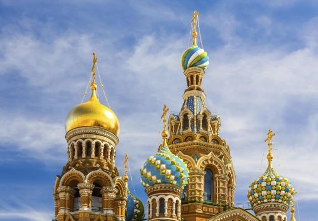 Junio es el mes que hace brillar a la ciudad rusa