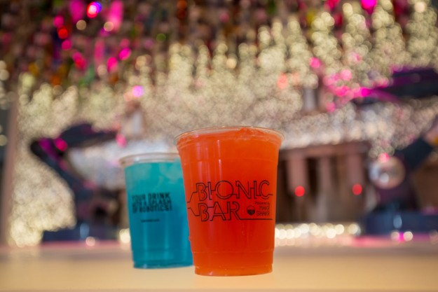 Bionic Bar en Harmony of the Seas.