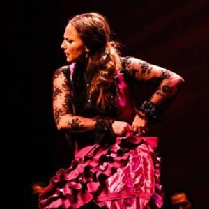 La bailaora cordobesa perteneciente a la estirpe flamenca de Los Talegones.