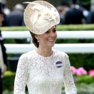 Kate Middleton saca matrícula en Ascot