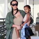 North West cumple tres años con una adorable promesa a Kim Kardashian
