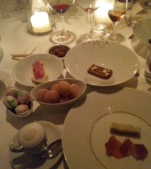 Postres de The French Laundry