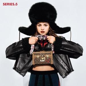 Selena Gómez, nuevo rostro de Louis Vuitton.