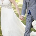 Una boda elegante en una Casona