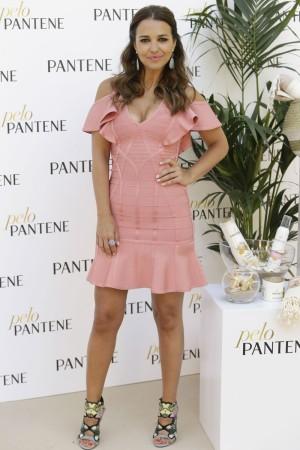 El outfit de Paula Echevarría en la presentación de Pelo Pantene.