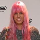 El pelo rosa, lo último entre las celebrities