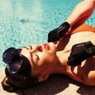Tres ejercicios para tonificar tu cuerpo en el agua