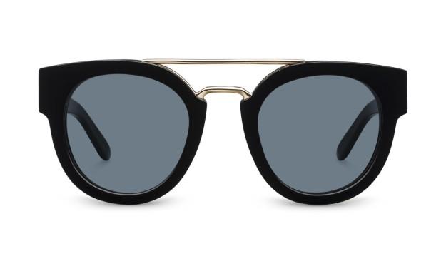 Gafas de sol modelo Haynes con montura negra, de Kaleos.