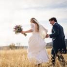 Una boda muy personal y al aire libre