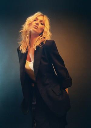 El icono Kate Moss para la campaña de otoño 2016.