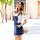 Amy Ramírez: el vestido vaquero