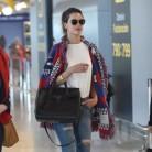 Los mejores looks de celebs en el aeropuerto