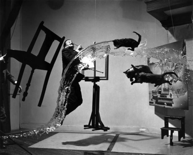 Philipe Halsman es considerado uno de los artistas fotográficos más importantes del siglo XX.