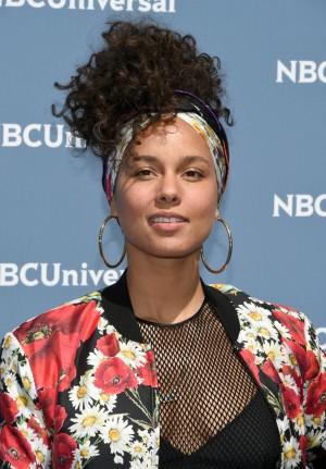 La cantante Alicia Keys es una de las impulsoras de la inciativa.