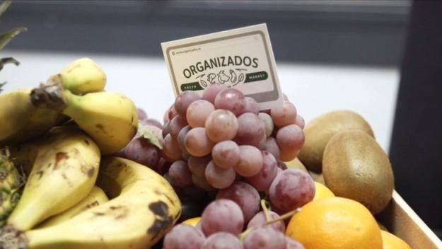Organizados es un referente en el e-commer de producto de mercado fresco.