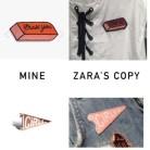 Una ilustradora acusa a Zara de usar sus diseños sin autorización